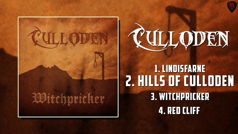 Culloden - Witchpricker [Full EP] [2018]