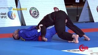 "Andre Camp0s vs Roberto ""Cyborg"" Abreu - Abu Dhabi Grand slam Absolute finals."