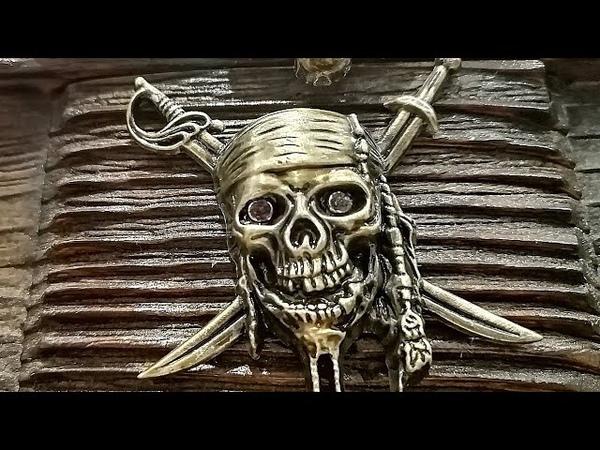 Сенсация! Найден старинный пиратский сундук