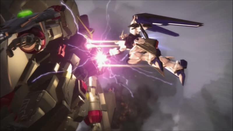 Dynasty Warriors Gundam Reborn - Battle of Berlin Cutscene