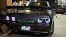 Original HD INFINITY MIRROR Tail lights R32 SKYLINE Nintendo Controller Remote start Steve Molans
