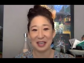 Sandra Oh ('Killing Eve') on how 'real change happens' with industry diversity | GOLD DERBY