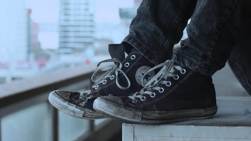 """Converse Chuck Taylor All Star - Made by Lewis Batley-Hughes """"Mosh Pit"""""""