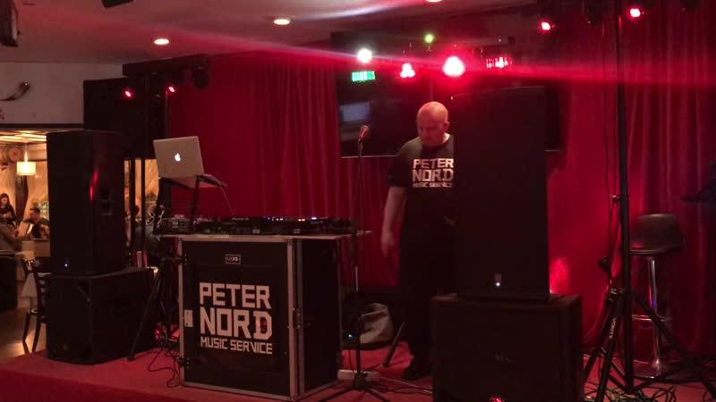 Dj Peter Nord Little Disco Dancer at Georgian House Stockholm Sweden 9 11 2019