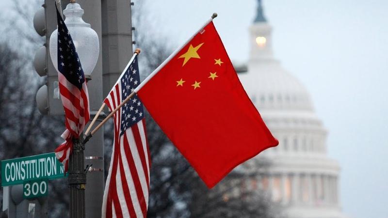 SophieCo. О чём торгуются США и Китай