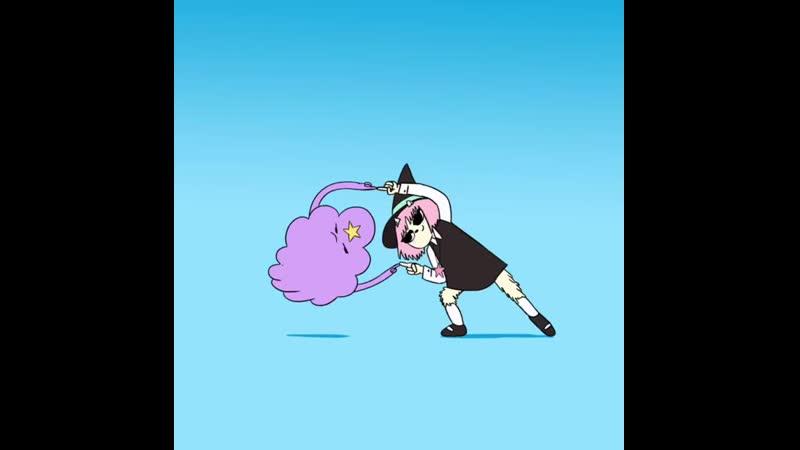 Сьюзи и Пупырка Cartoon Network