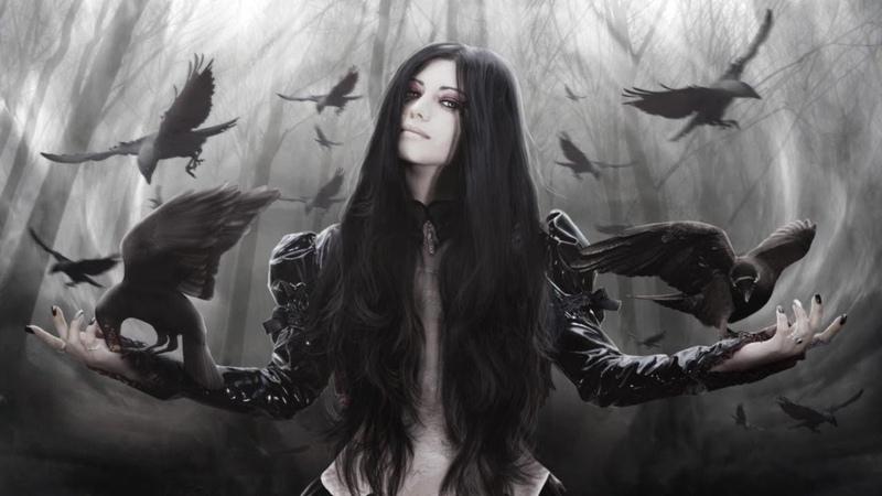 МОРРИГАН: Ирландская богиня смерти