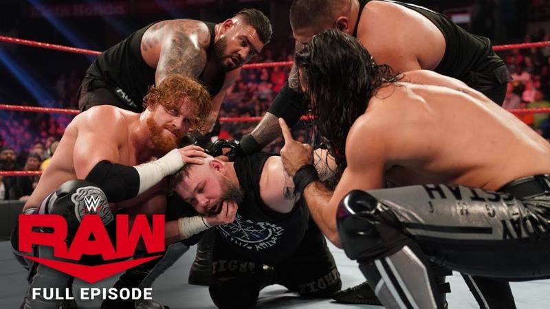 WWE Raw Full Episode 17 February 2019