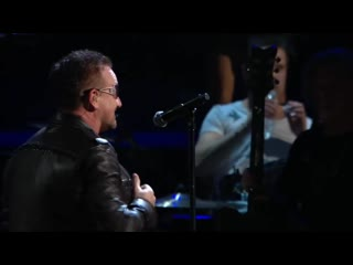 U2 w. Mick Jagger & Fergie - Gimme Shelter (Madison Square Garden)