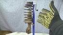 Как сделать Съемник пружин из жигулёвского домкрата