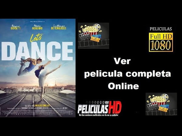 Let's Dance | Trailer Ingles | Pelicula completa