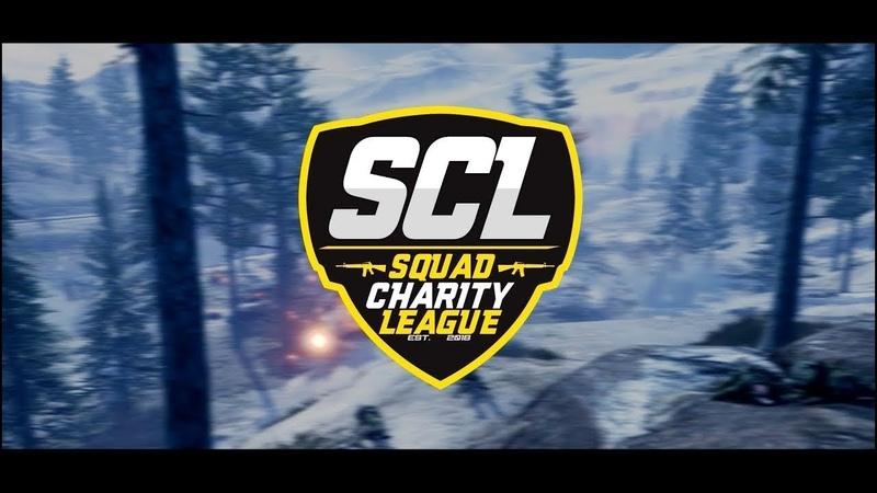 Squad Charity League GRAND FINAL! RvN Prog vs Docs Office!