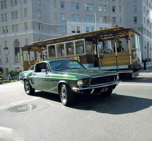 Ford Mustang. Живая легенда технического прогресса.