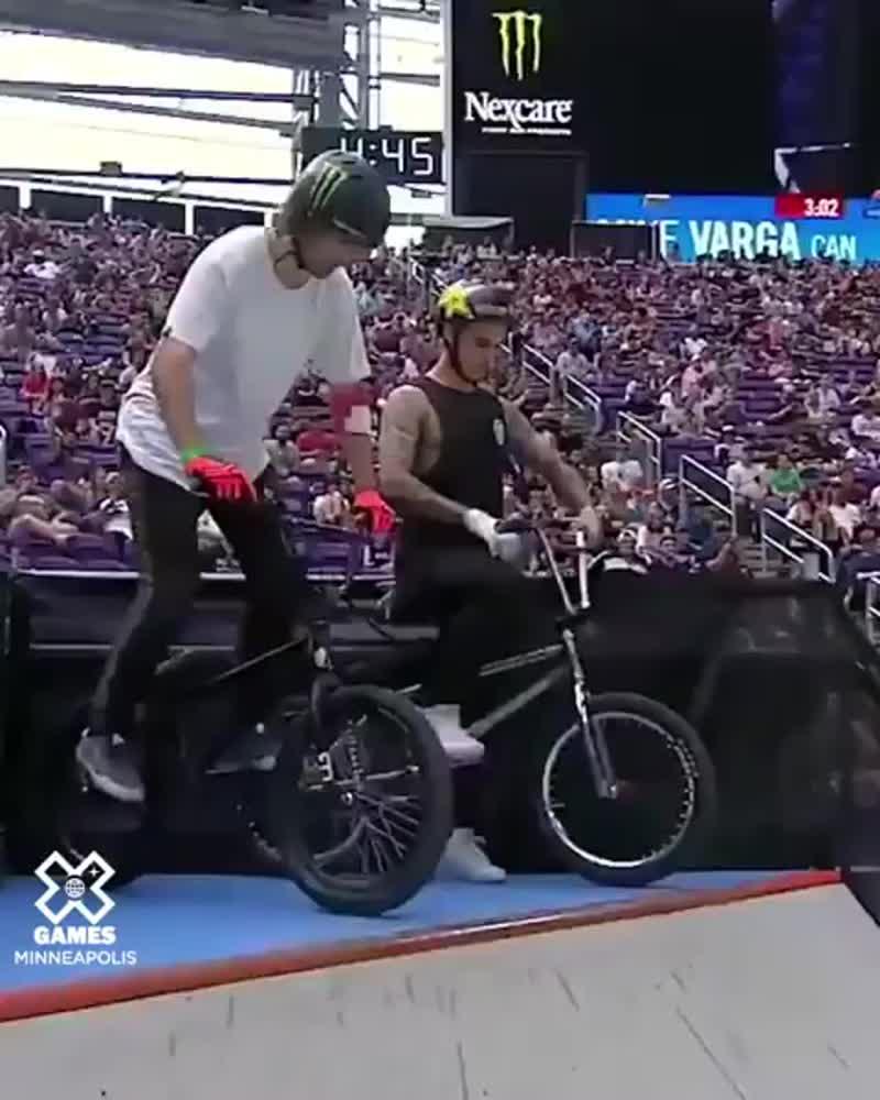 Майк Варга на X Games