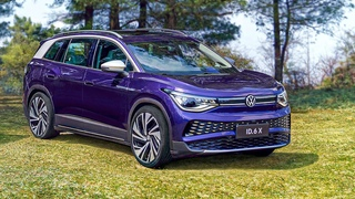 Volkswagen ID6 (2022) Electric SUV made in China | Presentation | VW ID6 X and ID6 Crozz
