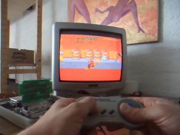 Tom Vs Jerry The Caths is On Super Nintendo SNES Prototype Unreleased
