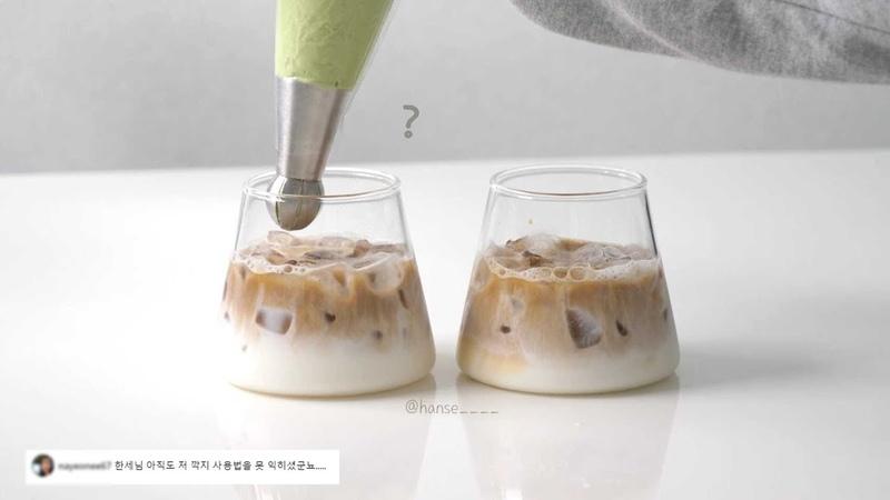 홈카페 영상 모음 10탄 한세 Home Cafe Compilation Vol 10 HANSE