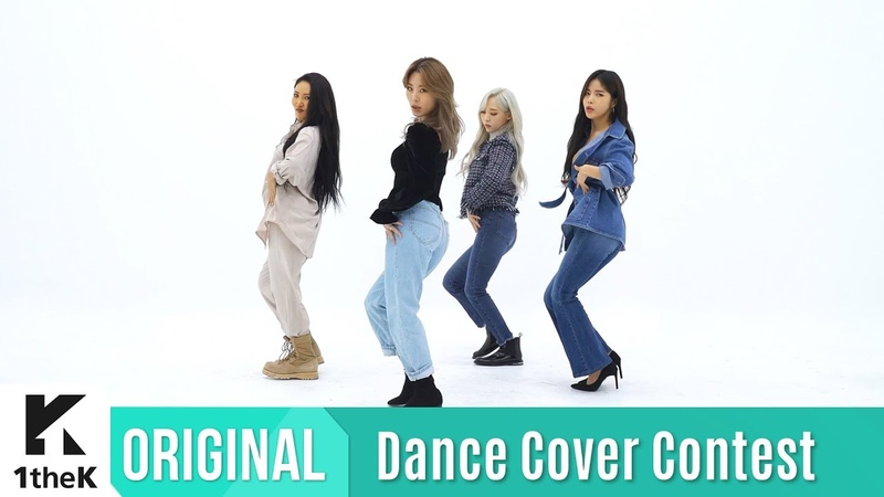 1theK Dance Cover Contest MAMAMOO 마마무 gogobebe 고고베베 mirrored ver