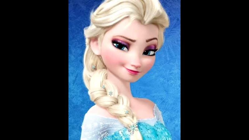 Холодное сердце Эльза снежная королева