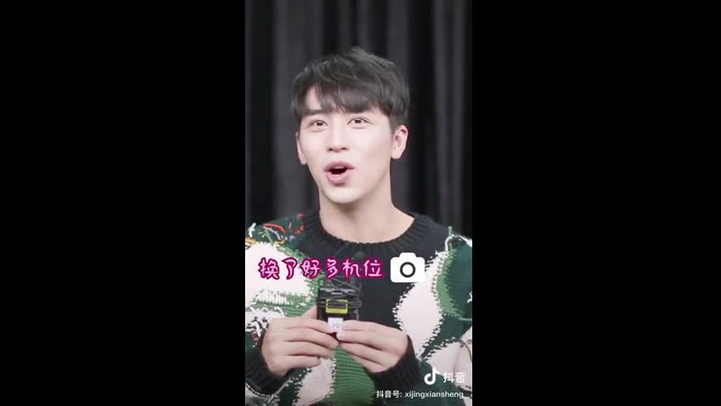 Timmy 许魏洲ZZ Продвижение сериала Я не могу влюбиться в свою подругу 08 10 2019