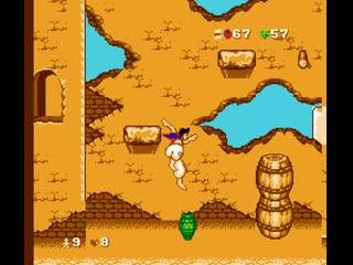 Aladdin (Hummer Head) (NES) Full Longplay