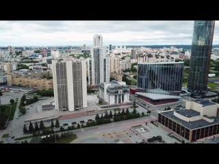Рекламный ролик для авиакомпании Руслайн. Екатеринбург-Воронеж