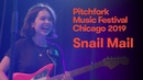 "Snail Mail - ""Pristine"" | Pitchfork Music Festival 2019"