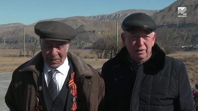 77 лет назад Северный Кавказ был освобожден от немецко фашистских захватчиков