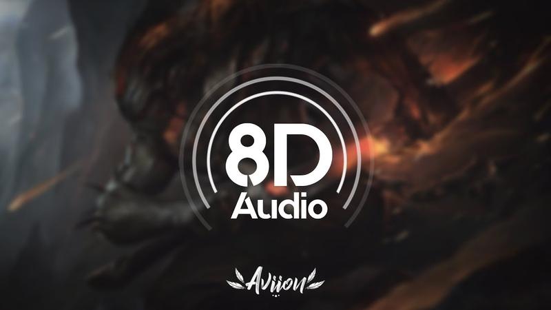 The White Stripes - 7 Nation Army (Glitch Mob Remix)   8D Audio