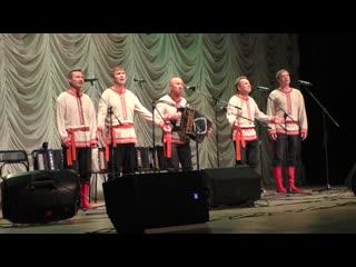 """Братья Никулины -""""Вовка"""". """"Русская гармонь"""" в ДК ПЗ."""