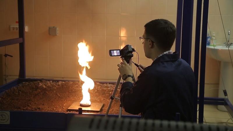 Специальный репортаж. Математика огня - Россия 24 Томск