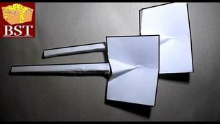 Оригами совковая лопата своими руками из бумаги а4…