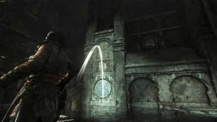 Rise Of The Tomb Raider Anti puzzle Propoganda GIF Gfycat