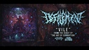 DEFILEMENT UK VILE FEAT GAMMA SECTOR BOUND IN FEAR SINGLE 2019 SW EXCLUSIVE
