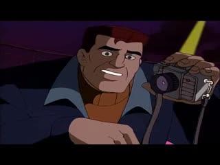 01x08 Spiderman: La Serie Animada - El disfraz del alien (Parte 1)