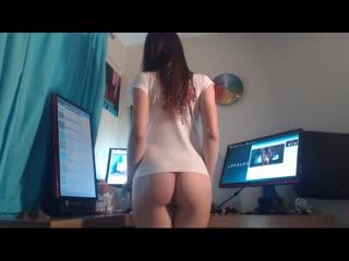 TS Ivy trans girl webcam solo home (Shemale, Tgirl, Tranny, Sissy, Femboy)_720p_alt