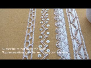 Beaded border embroidery easy design beads  sequins amazing embroidery #malina_
