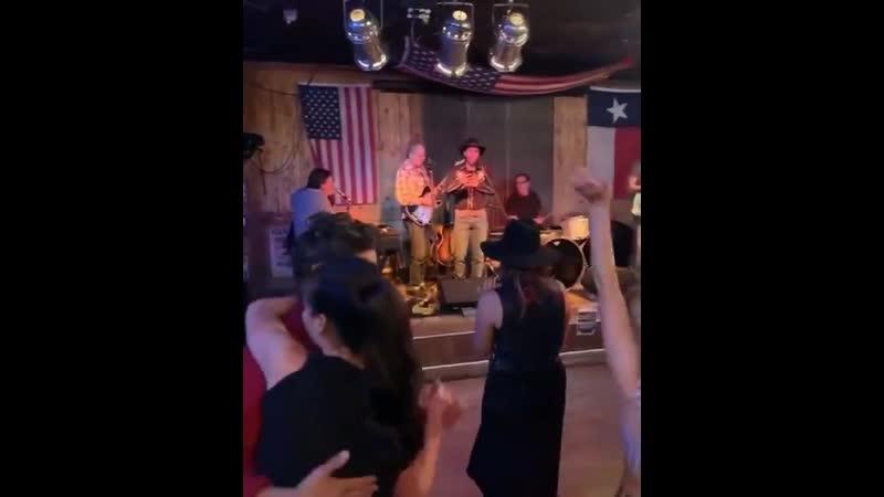 Celebrating John Stamos birthday last night via Michael Gigante on IG