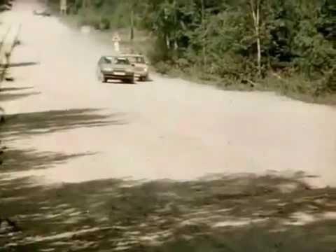 Живая мишень 1990 car chase scene