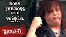 Ross the Boss Fighting the World Live at Wacken Open Air 2017