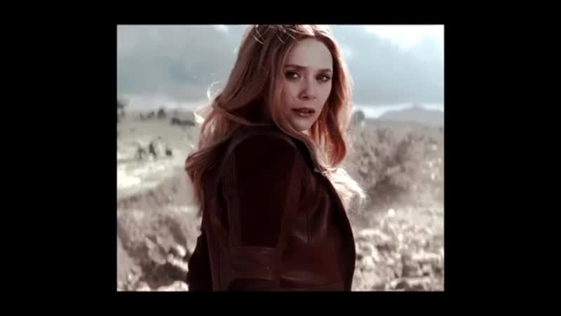 [edit by denoueme] wanda maximoff x scarlet witch marvel vine