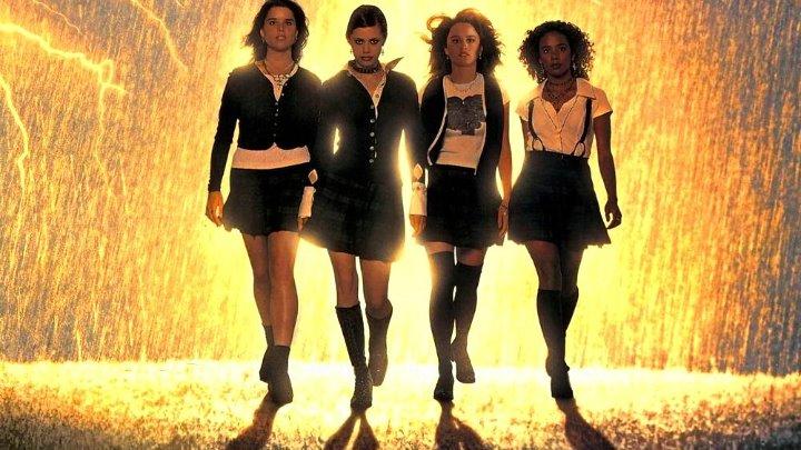 Колдовство HD ужасы фэнтези триллер драма 1996