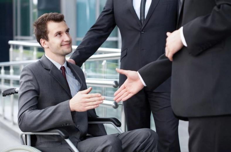 Вебинар «Юридические аспекты трудоустройства людей с инвалидностью», изображение №1