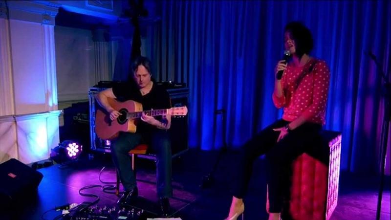 Samanta Tīna Elmārs Orols Sekundes minūtes Live acoustic rehearsal 2014