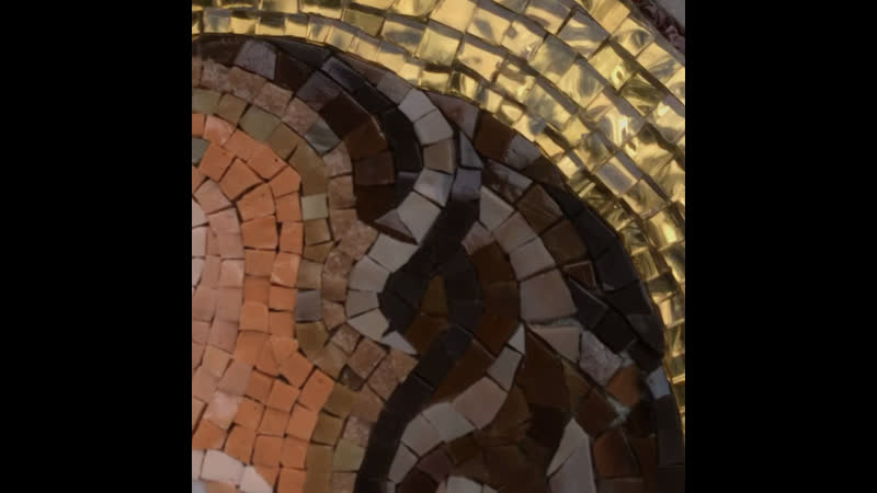 Мозаична икона Св. Апостола Павла