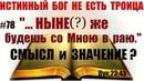 78 Какой истинный смысл слов Христа сказанных злодею на кресте Лук.2343