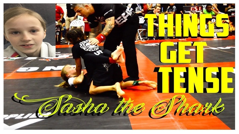 Kids Jiu Jitsu JIU JITSU GIRL IN A NOGI BJJ match at NAGA Pittsburgh