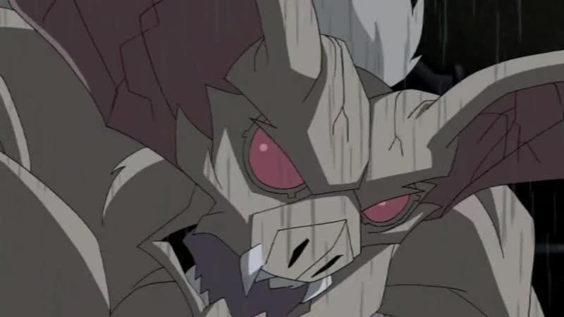 Бэтмен 2004 S1E4 Человек который хотел стать летучей мышью Sub Toon Inc
