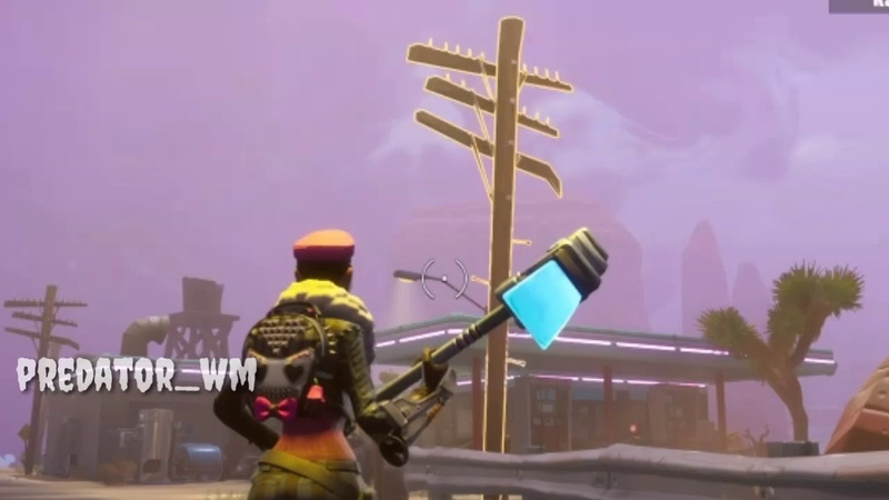 Fortnite Retrieve listening devices in a 58 Ghost Town or Thunder Route 99 zone