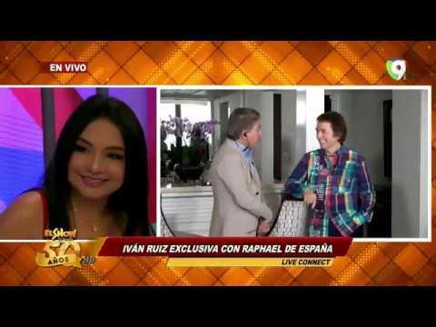 Rafael de España en El Show del Medio Día
